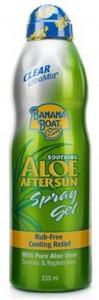 aloe after sun gel banana boat