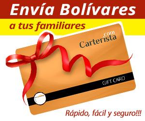 Envía Bolívares a tus familiares