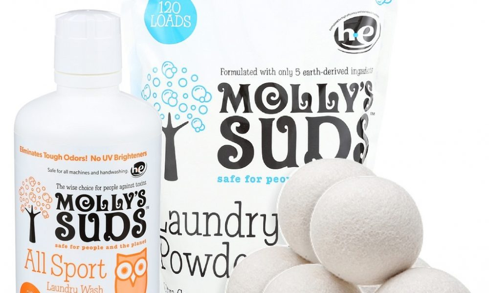 Molly's Suds jabón 100 % natural