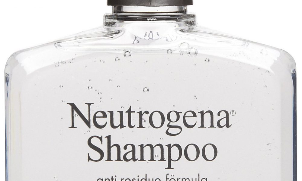 Anti-Residue Shampoo de Neutrogena