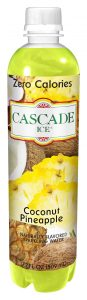 Cascade Ice water