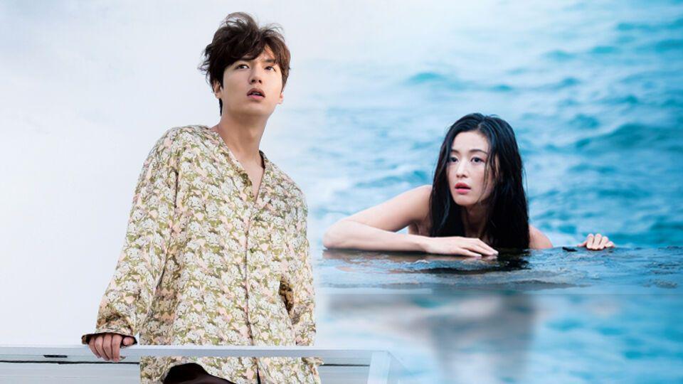 """""""The Legend of the Blue Sea"""" EMEDIA"""