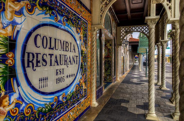 Columbia Restaurant @Estilos_RECO